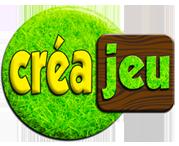 Creajeu - Logo